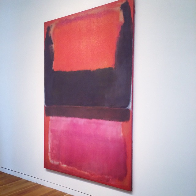 #MarkRothko No. 21 @sothebys #sothebyscontemporary #art #nyc (at Sotheby's Auction House)