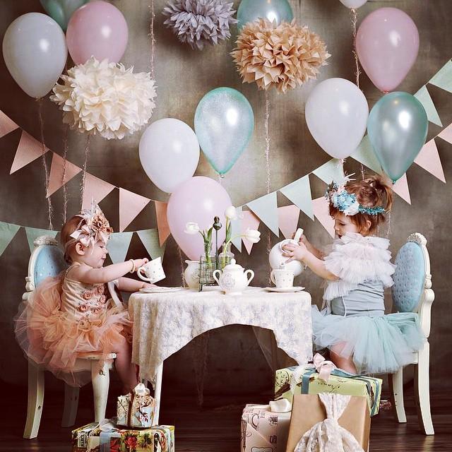 #Princess #tea party, so precious! #lacymaedesigns #kids #birthday #entertaining (at Manhattan, New York)