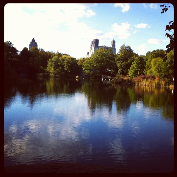 Central Park #nyc (at Central Park Loop)