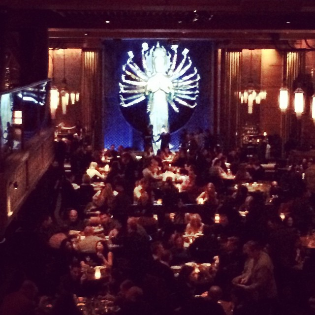 #zen view #NYC (at TAO Downtown)