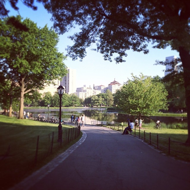 Central Park #nyc  (at 110th Central Park North)