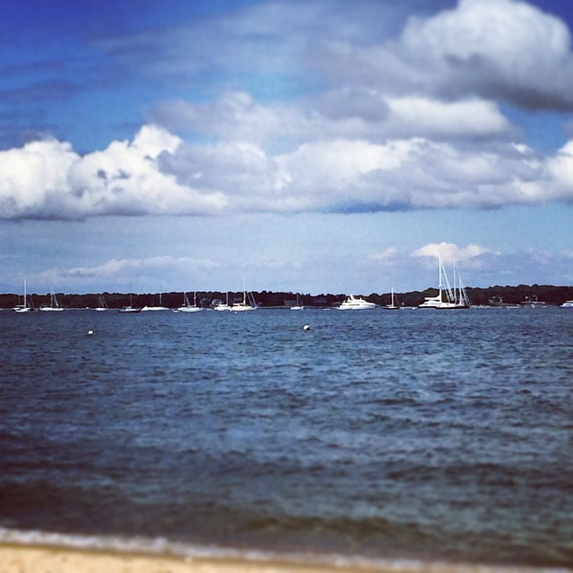 #summer #Hamptons #beach (at East Hamptons)