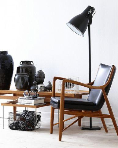 urbnite: Model 45 Chair by Finn Juhl