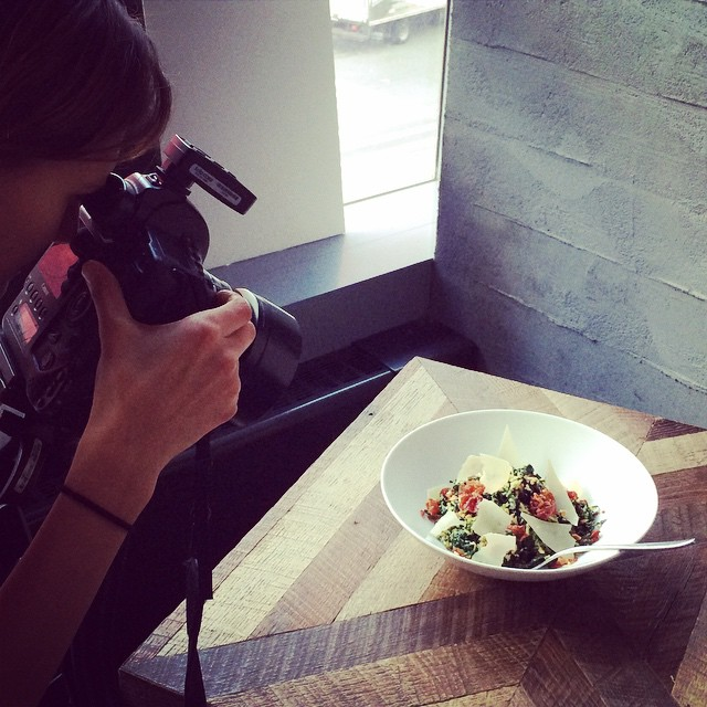 #Photoshoot at #URBO today with the talented @j_rozman #NYC #photography #foodphotographer @urbonyc #foodie (at Urbo NYC)