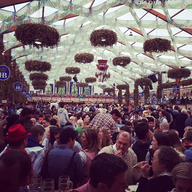 #oktoberfest #Munich #germany (at Oktoberfest)