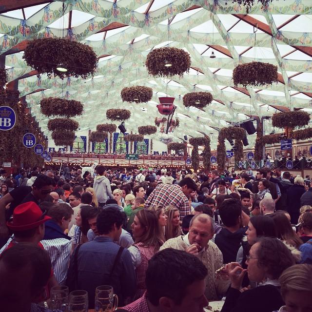 #oktoberfest #Munich #germany  (at Oktoberfest)