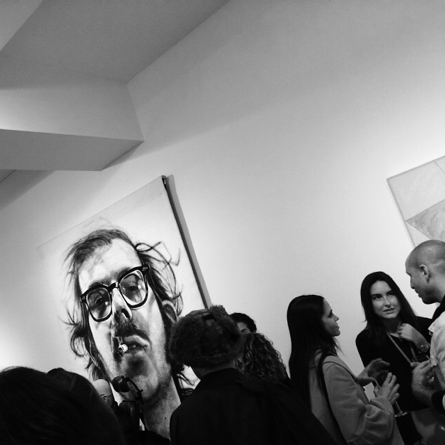 #pace gallery #art #nyc #chuckclose (at Pace Editions)