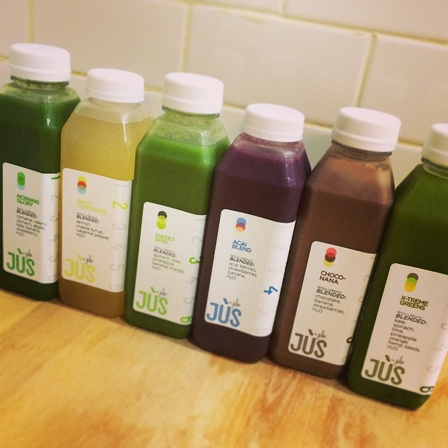 Starting my @jusbyjulie #juice #cleanse today!! #fitness #lifestyle #nyc (at New York City, NY)