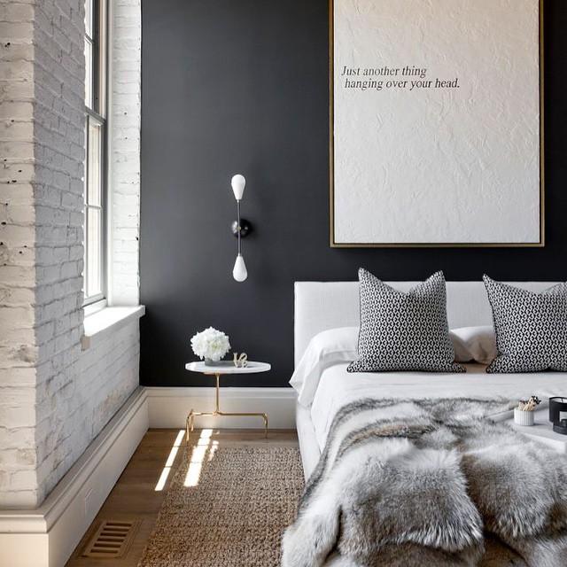 #modern #interiors #neutrals #design (at Manhattan, New York)