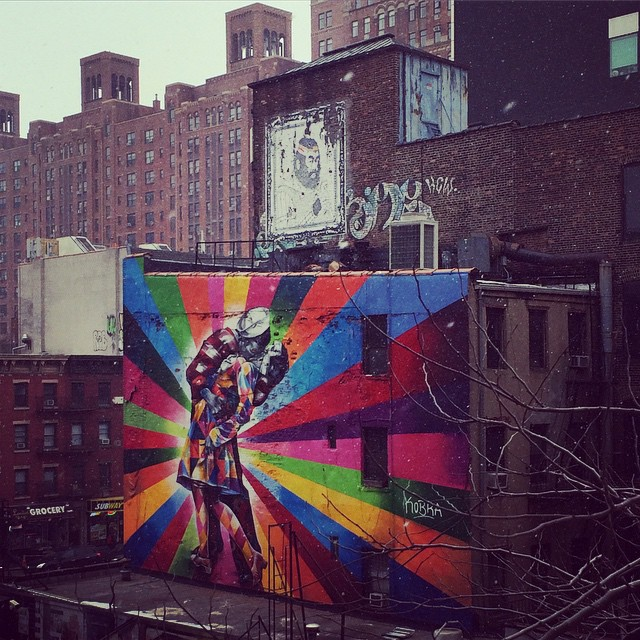 #highline #chelsea #art #NYC  (at The High Line)