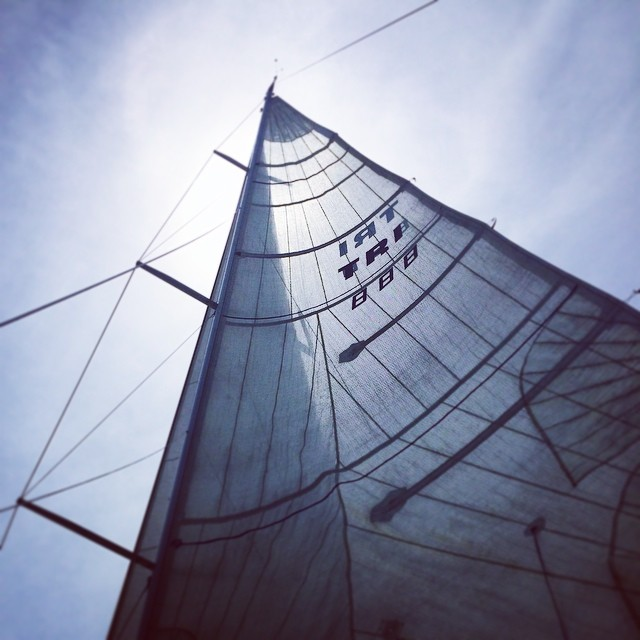 #sailing (at Bayside in Breezy Point)