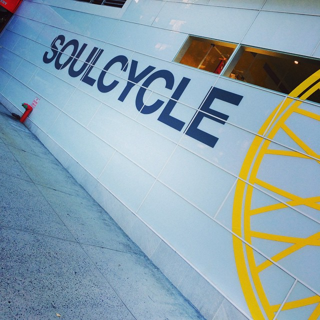 My new #fitness #addiction! Def the best #spin class I've ever been to! Thx Maya!@soulcycle #nyc  (at SoulCycle East 83rd)