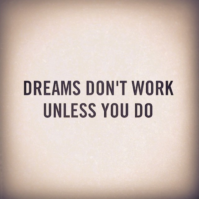 Make your #dreams a reality! #hustle #nyc  (at new york)