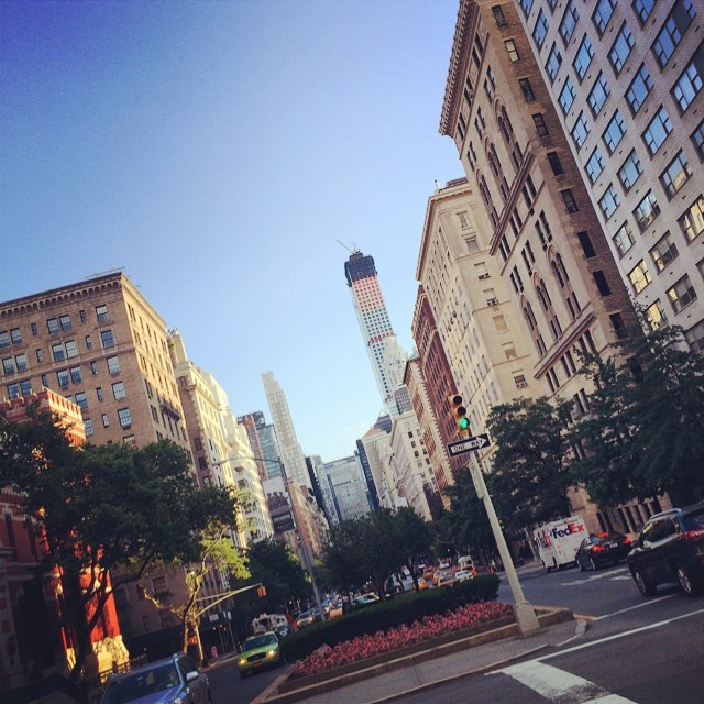 #nyc (at Fifth Avenue)