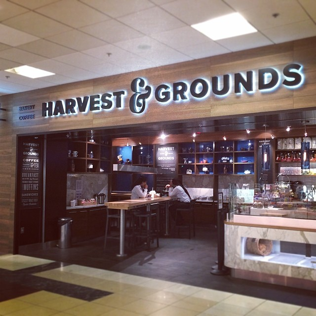 #signage #design for Harvest & Grounds #ATL @PSDesignNYC  (at Harvest & Grounds)
