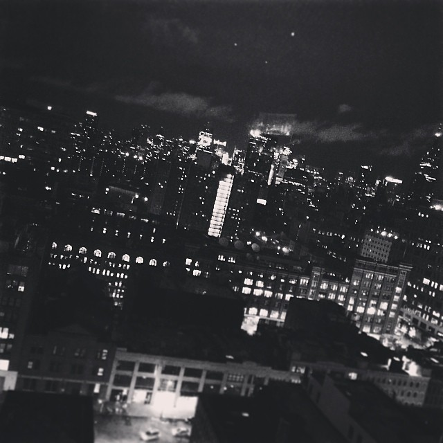Ciao #NYC ! (at The Boom Boom Room, Top of the Standard Hotel)