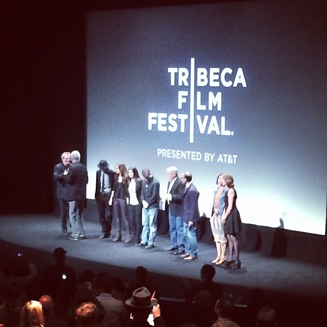 "Screening of ""6 the Movie"" brilliant and inspirational #documentary #film. Watch it!! #6themovie #activism #endangeredspecies (at Tribeca Film Festival - BMCC)"