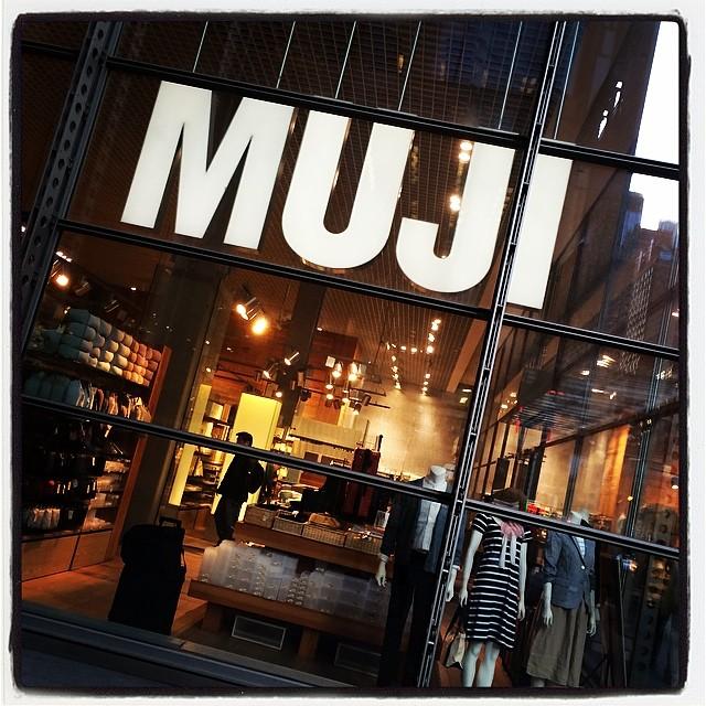 Time to get #organized! #muji #design #home #accessories #japan #nyc  (at MUJI USA)