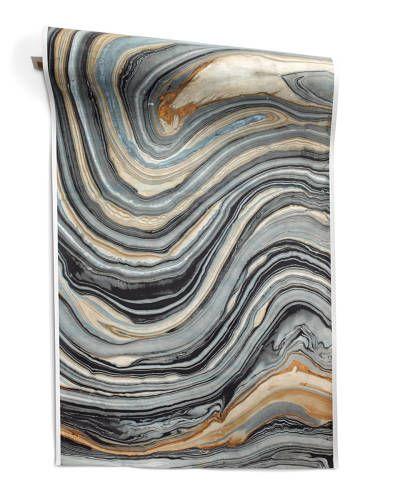 swirl wall paper