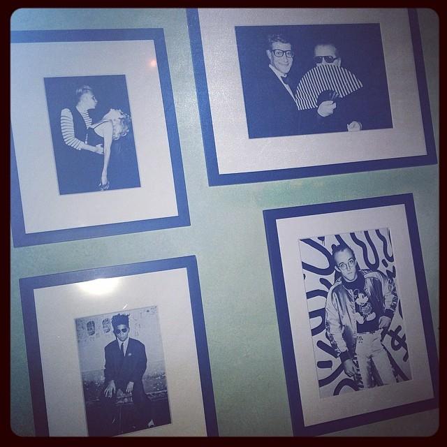 #art #rosebar #nyc  (at Rose Bar at Gramercy Park Hotel)