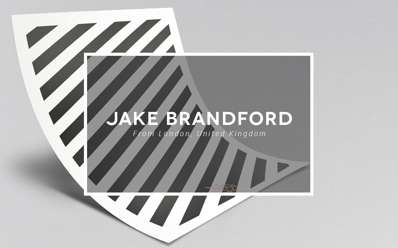Jake Brandford  is a freelance designer specializing in branding and identity creation, I enjoy clean and simple design with striking visual elements.                                 Jake Brandford  [Publish after a   Submission  request]