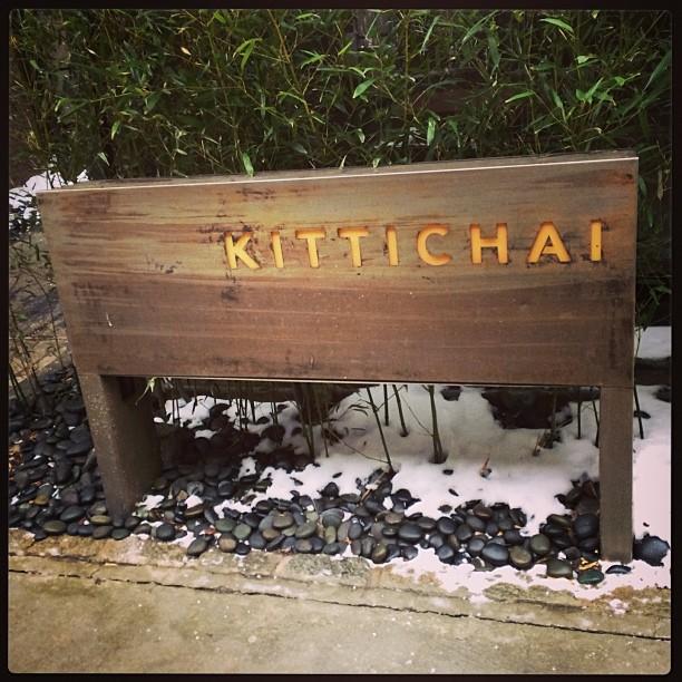 at Kittichai
