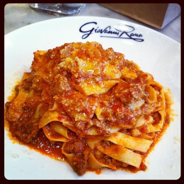 Buono Italian! (at Giovanni Rana Pastificio & Cucina)