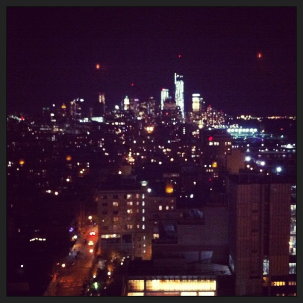 #nyc (at Top of the Standard)