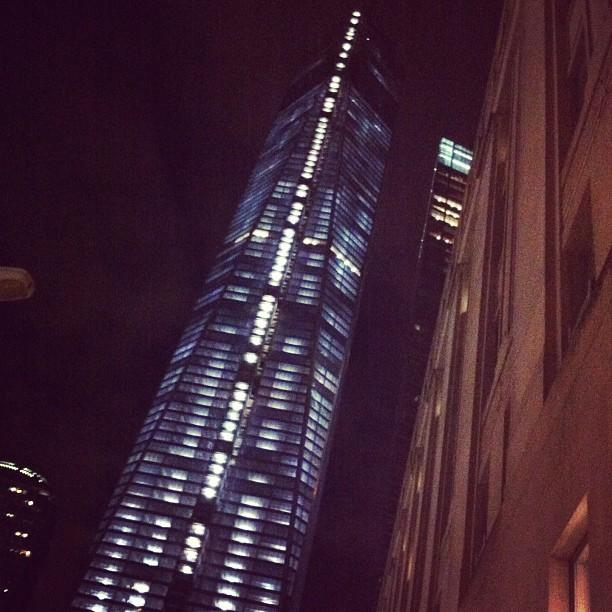 World Trade #nyc (at 2 World Trade Center (Under Construction))