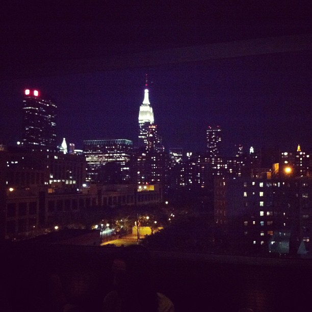 Hotel Americano, my new favorite rooftop! (at Hôtel Americano)
