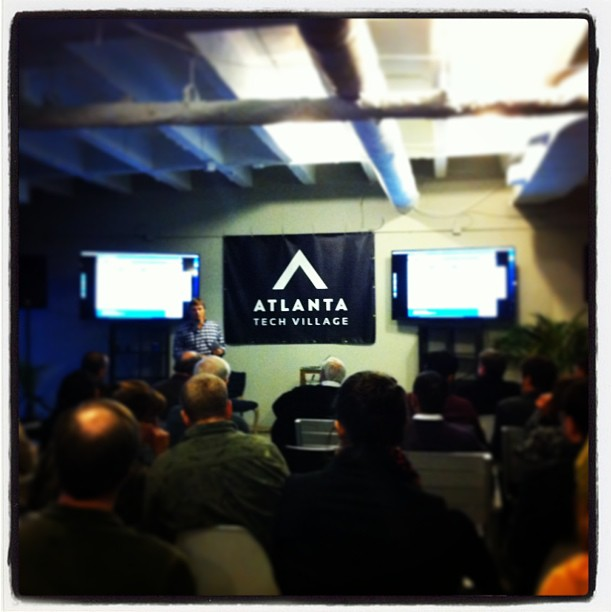 #AtlantaStartupVillage at #AtlantaTechVillage ! (at Atlanta Tech Village)
