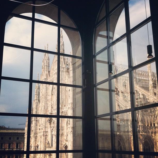 Duomo, Milano (Taken with  Instagram  at Piazza del Duomo)