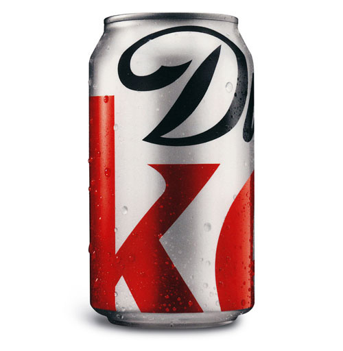 lukees :     New Diet Coke rocks. Check out the rest of the branding  here .