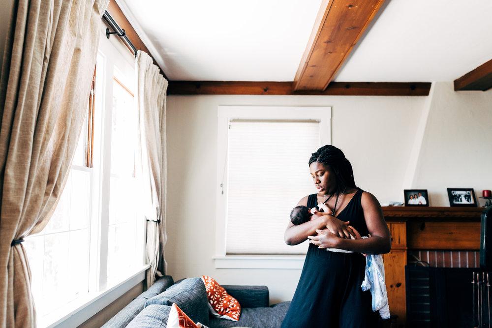 in-home newborn - infant 0-6 months