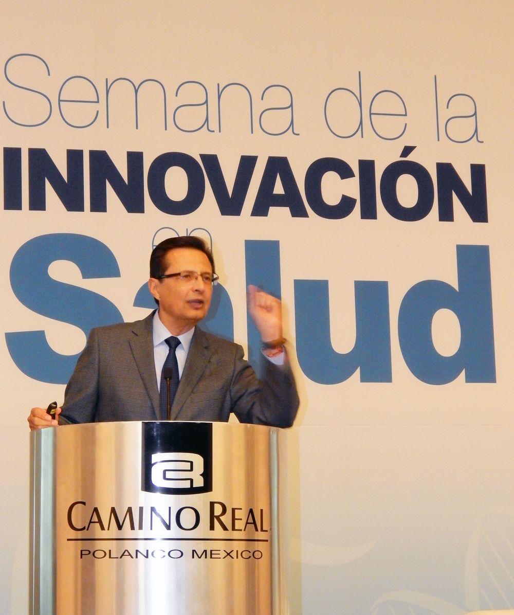Dr. Roberto Tapia-Conyer                                                             Semana de la Innovación en Salud