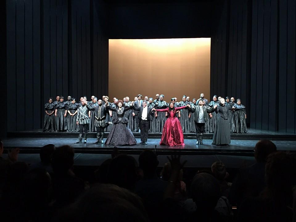 Maria Stuarda - UCT OPERA SHCOOL / CT Opera