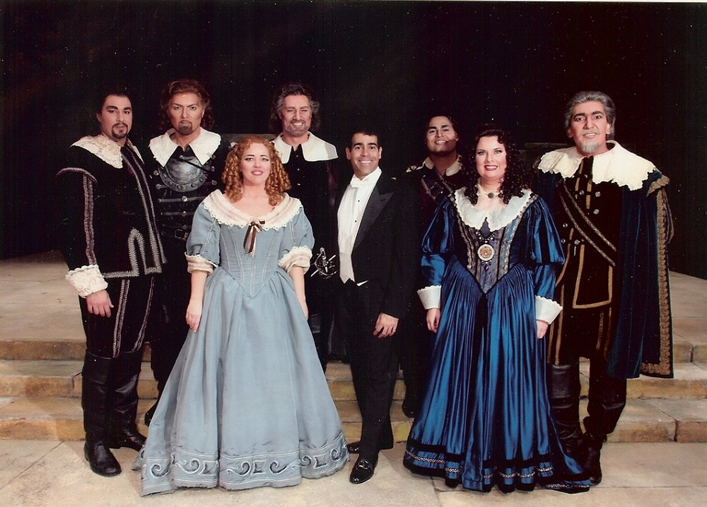 I  Puritani - Palm Beach Opera