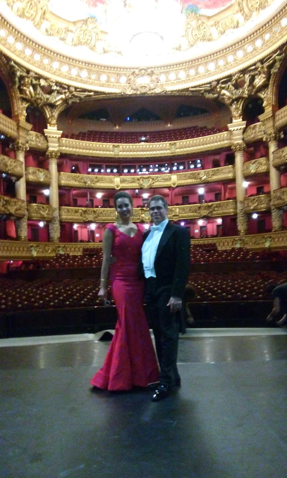 Nadine Sierra - Palais Garnier Recital