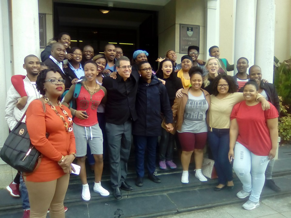 UCT proud students 2016