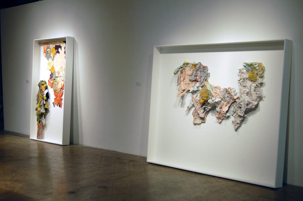 Rapture in Rupture .Arthouse at the Jones Center, Austin, TX.2009