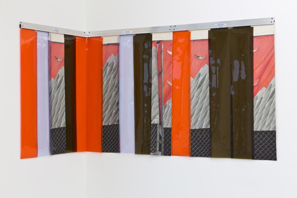 Marte Eknæs and Nicolau Vergueiro   Cooler Curtain  , 2013