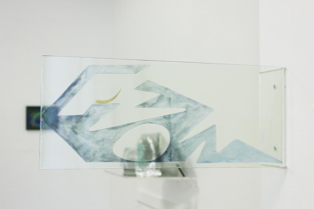 Marte Eknæs  Zaha Hadid Women's Shelter (plan)  , 2013