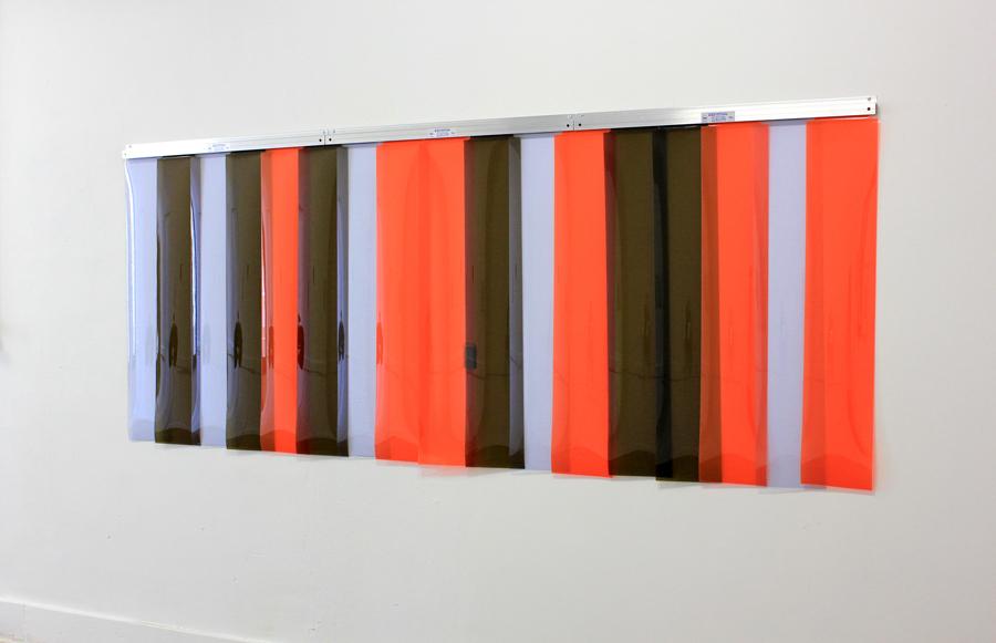 Marte Eknæs and Nicolau Vergueiro   Cool Curtain , 2013