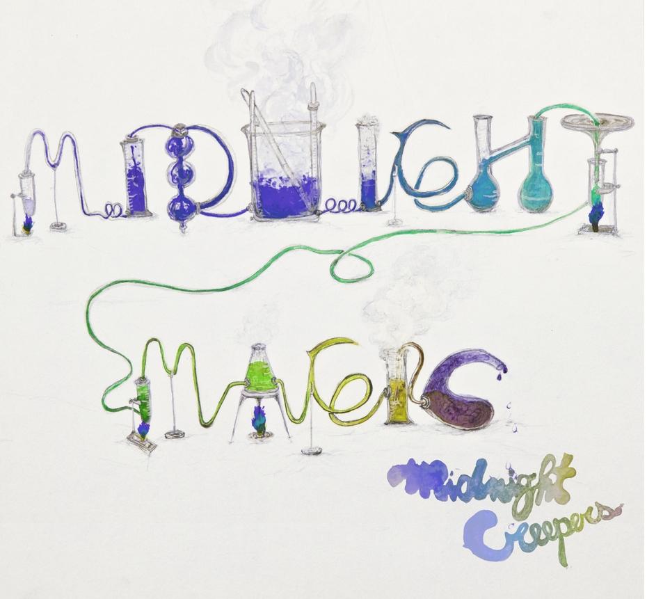 CHEMISTRY ALPHABET FOR MIDNIGHT MAGIC