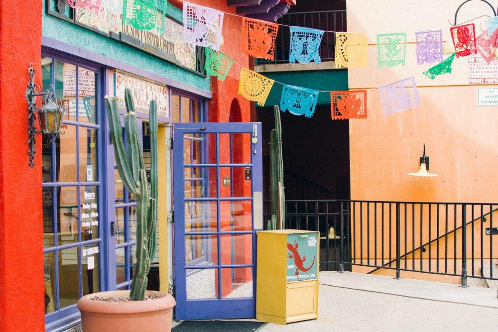La Placita, Tucson, Arizona