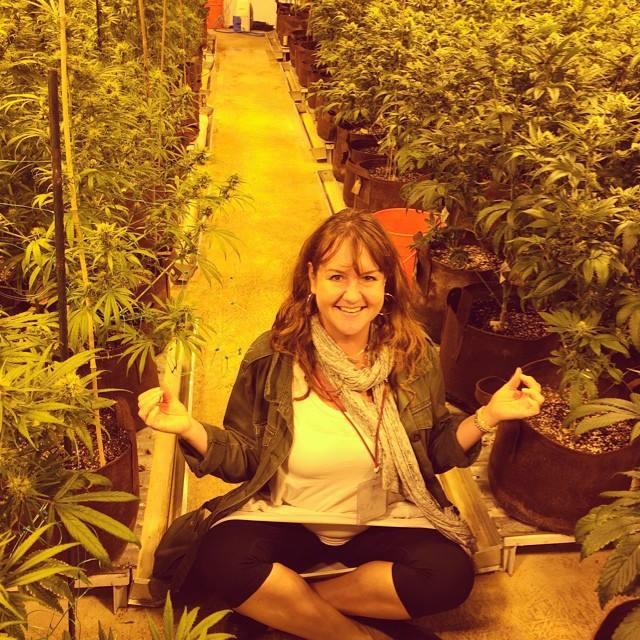 Jen in garden of Zen.jpg