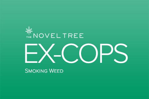 Ex-cops smoking weed