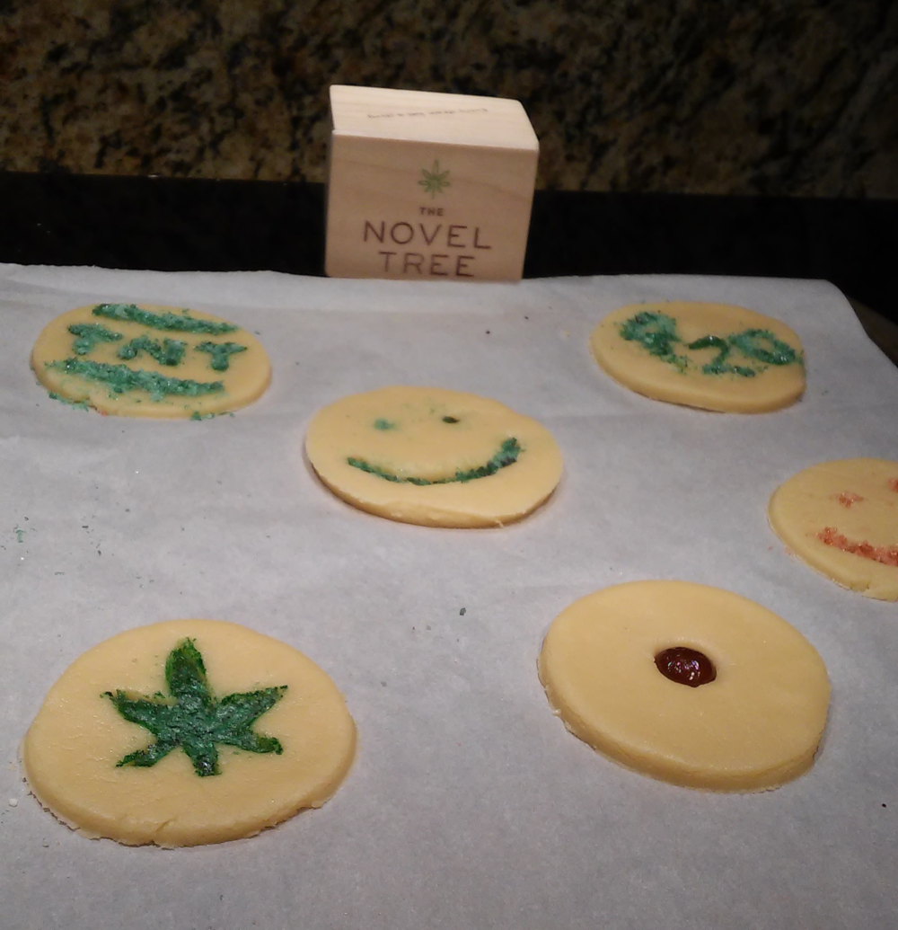 Baking Marijuana Sugar Cookies