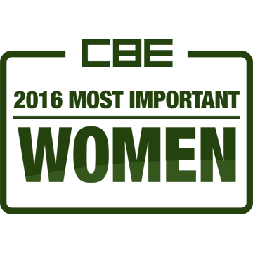 2016 CBE Top 50 Most important Women in Cannabis Allie McAboy