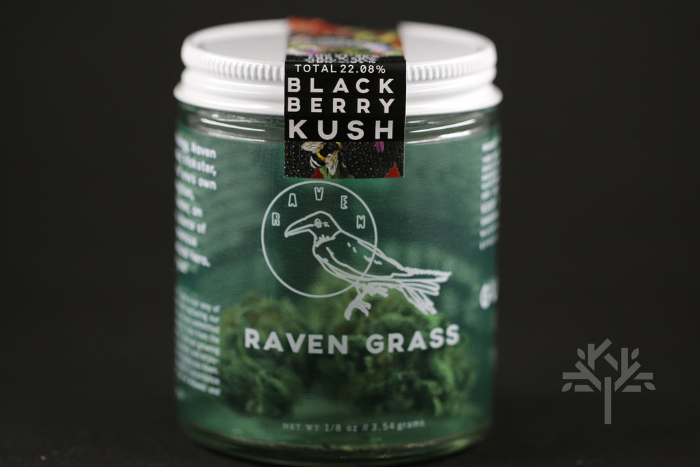 The Novel Tree - Raven Grass - Blackberry Kush 1.jpg